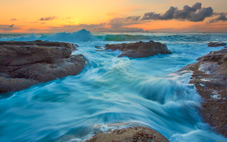 Картинка океан красивая